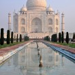 Taj Mahal - Stock Photo