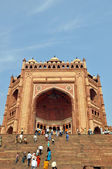 Buland Darwaza in Fatehpur Sikri, India — Stock Photo