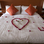 Honeymoon Suite — Stock Photo