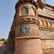 Column of Gwalior Fort — Stock fotografie