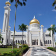 Bruneian Mosque — Stock Photo