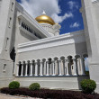 Stock Photo: Mosque in Brunei