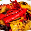 Grilled Peppers — Stockfoto