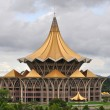 new parliament building in kuching — Stock Photo #6694047