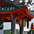 Detail of Chinese Temple — Stock Photo