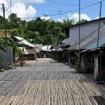 Home of Borneo Headhunters — Stock Photo #6694123