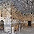 Interior of Amber Fort — Stock Photo