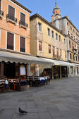 Venedig street — Stockfoto