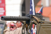 Maschinengewehr — Stockfoto