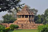 Templo de khajuraho — Foto de Stock