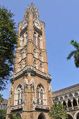 Rajabai Clock Tower, Mumbai — Стоковое фото