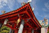 китайский храм — Стоковое фото
