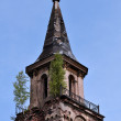 Ruined Bell Tower — Stock Photo
