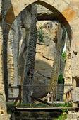 Castle Gateway — Stock Photo