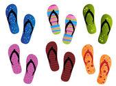 Flip flops — Vecteur