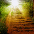 Way to heaven - Stockfoto