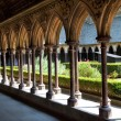 Stock Photo: Cloister