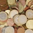 Euro coins — Stock Photo #6497662