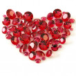 Stock Photo: Rubies