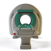 Magnetic Resonance Imaging scanner. — Stock Photo