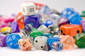 Gaming dice — Stock Photo