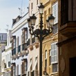 Stock Photo: Cadiz old town