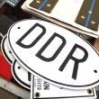 German Democratic Republic — Stock Photo