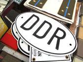German Democratic Republic — Stock Photo