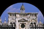 Certosa in Pavia — Stock Photo