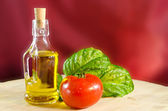Caprese Mediterranea — Stock Photo