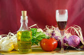 Tagliere Mediterranero — Stock Photo