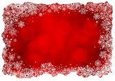 框架的雪花 — 图库矢量图片