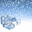 Royalty-Free Stock Imagem Vetorial: Christmas gifts