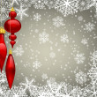 Royalty-Free Stock Imagem Vetorial: Christmas baubles