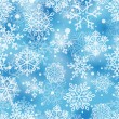 Royalty-Free Stock Vectorielle: Snowflakes pattern