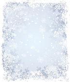 Fondo de invierno — Vector de stock