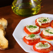Caprese Salad — Stock Photo #6632112