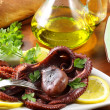 Octopus Salad — Stockfoto #6632482