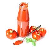 Tomato paste — Stock Photo