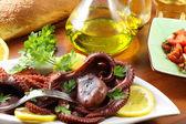 Octopus Salad — Stock Photo