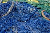 Mallas de pesca — Zdjęcie stockowe