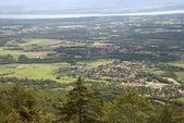Vistas desde montaña — Stock Photo