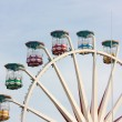 ferris wheel — Stock Photo #6644601