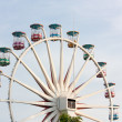Ferris wheel — Stock Photo #6644605