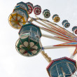 Ferris wheel — Stock Photo #6644606