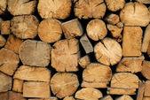 Wood - Background — Stock Photo