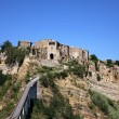 Stock Photo: Civitdi Bagnoregio - Lazio, Italy