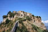 Civita di Bagnoregio - Lazio, Italy — Stock Photo
