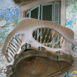 Casa Batllo in Barcelona, Spain. — Stock Photo