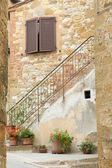 Village home in Tuscany — Stock Photo